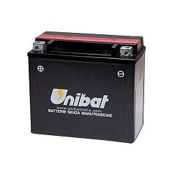 image 1 for AKUMULATOR UNIBAT  CIX30L-BS  AKK000072